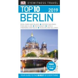 Berlin útikönyv Top 10 DK Eyewitness Guide, angol 2019