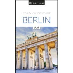 Berlin útikönyv DK Eyewitness Travel Guide angol 2019