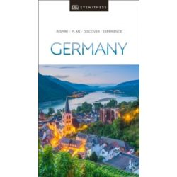 Germany útikönyv DK Eyewitness Travel Guide angol 2019