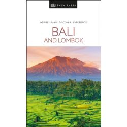 Bali and Lombok útikönyv DK Eyewitness Travel Guide angol 2019
