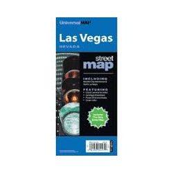 Las Vegas térkép Universal Map