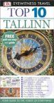 Tallinn útikönyv DK Eyewitness Guide Top 10 , angol 2015