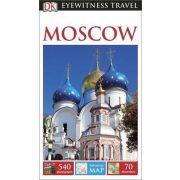 Moscow Moszkva útikönyv DK Eyewitness Guide, angol 2015