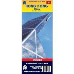 Hongkong térkép ITM 1:10 000