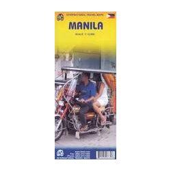 Manila térkép ITM 1:12 000
