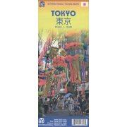 Tokyo térkép ITM 2015 1:15 000