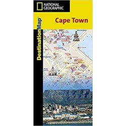 Cape Town térkép National G. 1:12 000   Kapstadt térkép