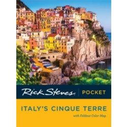 Cinque Terre útikönyv, Italy's Cinque Terre Guide Rick Steves' Snapshot, angol 2017