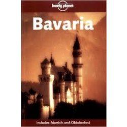 Bavaria Lonely Planet útikönyv régi