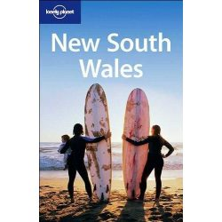 New South Wales útikönyv Lonely Planet 2004 akciós