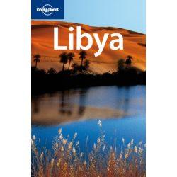 Libya útikönyv Lonely Planet 2007
