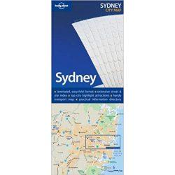 Sydney térkép Lonely Planet