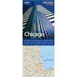 Chicago térkép Lonely Planet