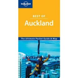 Auckland, Best of Auckland Pocket Lonely Planet útikönyv térképpel 2006
