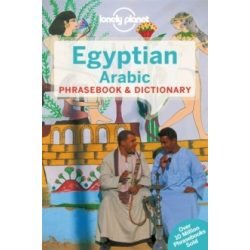 Lonely Planet egyiptomi arab szótár Egyptian Arabic Phrasebook & Dictionary 2014