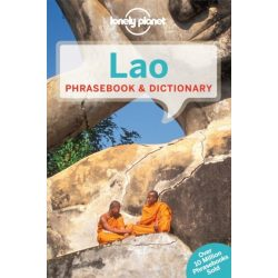 Lonely Planet laoszi szótár Lao Phrasebook & Dictionary