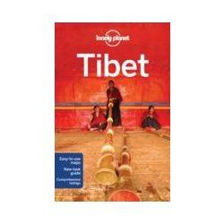 Tibet Lonely Planet útikönyv Kína 2015