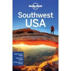 USA Southwest útikönyv Lonely Planet útikönyv 2015 Southwest USA akciós