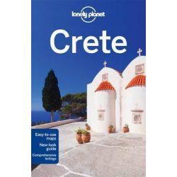 Crete Lonely Planet guide Kréta útikönyv Görögország  2016
