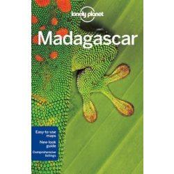 Madagascar Lonely Planet, Madagaszkár útikönyv 2016