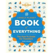 The Book of Everything : A Visual Guide to Travel and the World 2012 Lonely Planet könyv