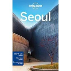 Seoul Lonely Planet  Szöul  útikönyv 2016
