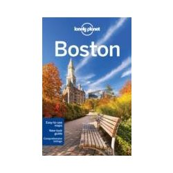 Boston Lonely Planet útikönyv USA 2015