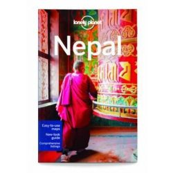 Nepal Nepál Lonely Planet útikönyv 2015