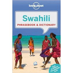 Lonely Planet szuahéli szótár Swahili Phrasebook & Dictionary 2014