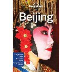 Beijing Lonely Planet útikönyv Kína Peking 2015 akciós