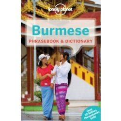 Lonely Planet burmai szótár Burmese Phrasebook & Dictionary 2014