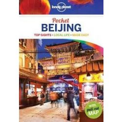 Beijing útikönyv, Pocket Guide, Peking útikönyv Lonely Planet 2016