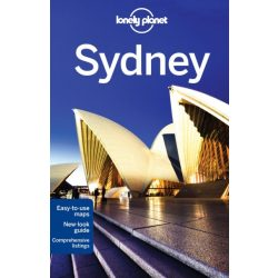 Sydney Lonely Planet útikönyv 2015