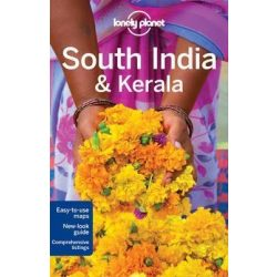 India South Kerala Lonely Planet útikönyv Dél-India 2015 akciós