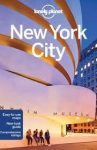 New York City útikönyv Lonely Planet  2016