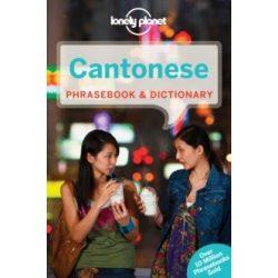 Lonely Planet kínai kantoni szótár Cantonese Phrasebook & Dictionary 2016