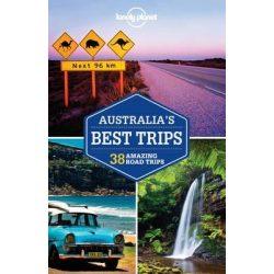Australia's Best Trips útikönyv Lonely Planet  2015