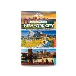 New York City útikönyv Lonely Planet Make My Day New York City 2015 - angol
