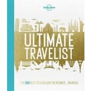 Lonely Planet's Ultimate Travelist : The 500 Best Places on the Planet Lonely Planet könyv  2015