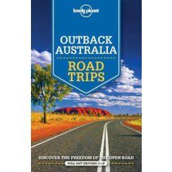 Road Trips Australia, Outback Australia  Lonely Planet 2015 Ausztrália útikönyv angol