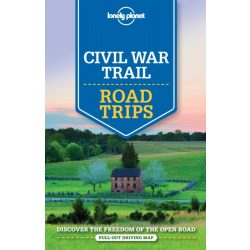 Road Trips USA, Civil War Trail útikönyv Lonely Planet  2016