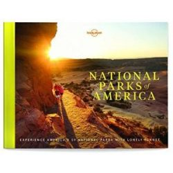 National Parks of America : Experience America's 59 National Parks 2016  Lonely Planet könyv