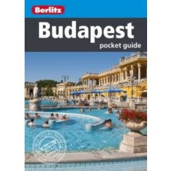 Berlitz Pocket Guide Budapest útikönyv 2015 - angol