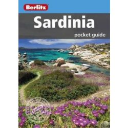 Sardinia Guide Berlitz 2016 Szardínia útikönyv
