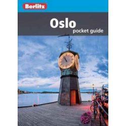 Oslo útikönyv Berlitz Pocket Guide 2017