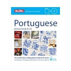 Berlitz portugál szótár és CD Portuguese Phrase Book & CD 2014