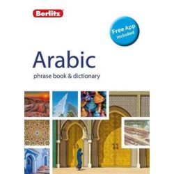Berlitz arab szótár Arabic Phrase Book & Dictionary