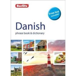 Berlitz dán szótár Danish Phrase Book & Dictionary 2018
