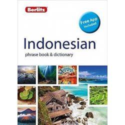 Berlitz indonéz szótár Indonesian Phrase Book & Dictionary Indonesian (Bilingual Dictionary)