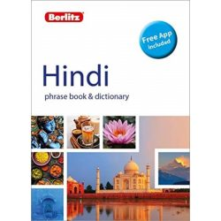 Berlitz hindi szótár Hindi Phrase Book & Dictionary